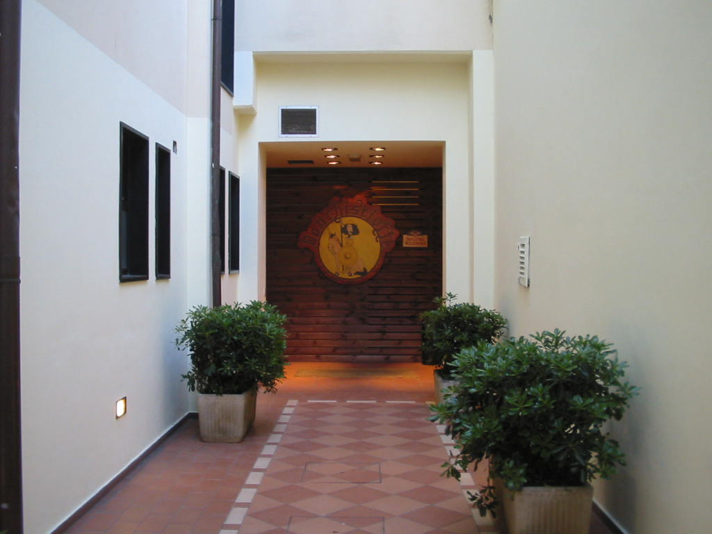 I Donchisciotte Del Tavolino.Donchisciotte Narnali Falegnameria Piccini